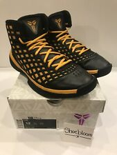 Nike Zoom Kobe III 3 Asia Exclusive Limited Release PE Lakers Playoffs Size 12