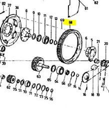 Mengele Ersatzteile Ladewagen Zahnkranz 02-092689