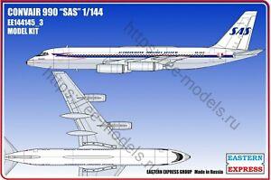 Eastern Express 1/144 Airliner Convair 990  SAS  EE144145_3