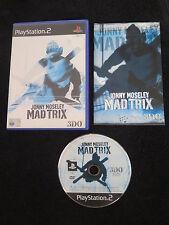 PS2 : JONNY MOSELEY : MAD TRIX - Completo !