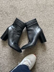 Guess high heel ankle boots Size EU:40 UK:7