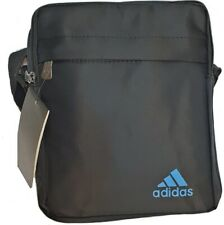 3 Barras De Rayas logotipo de Adidas Adidas para hombre cuerpo transversal Mensajero Bolso de hombro