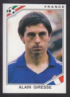 Panini - Mexico 86 World Cup - # 174 Alain Giresse - France