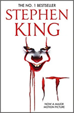 It - by Stephen King - Paperback