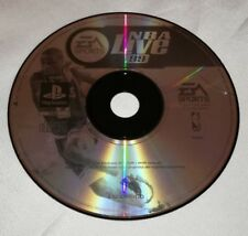 NBA LIVE 99 Ps1 psx Sony PlayStation gioco game prima stampa EA sports basket