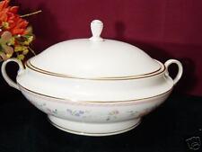 Lenox ENGLISH ROSE Covered Vegetable Bowl New USA