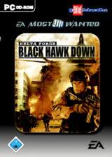 Delta Force: Black Hawk Down (PC Game, 2005, DVD-Box)