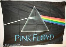 Pink Floyd Dark Side of the Moon Cloth Fabric Textile Poster Flag Banner-New!!
