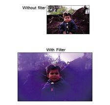 Cokin serie A Spot Violeta Filtro A064 Color Filtro de efecto especial de color