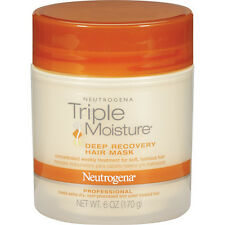 Neutrogena Triple Moisture Deep Recovery Hair Mask - 6 oz
