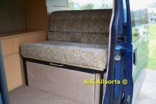 Rock 'n' Roll Bed Diy Plan Campervan Motorhome Build your Rock Roll Bed Transit