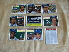 1995 Topps Archives Baseball Brooklyn Dodgers 40th Anniv. World Series Set (165)
