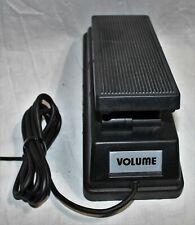 """Italian Volume Pedal Control Organ electronic piano controller 1/4"""" plug"""
