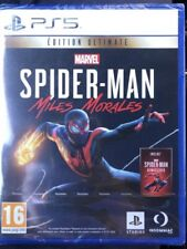 PS5 Marvel's Spider-Man Miles Morales Ultimate Edition