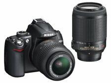 Nikon Digital Single-Lens Reflex Camera D5000 Double Zoom Kit D5000Wz