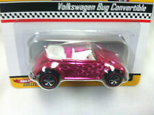 Hot Wheels Convention Series VW Bug Pink Convertible #0734 of 10,000!