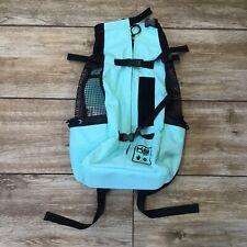 K9 Sport Sack Air Dog Carrier Backpack Green Teal Black Medium