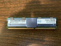 Micron 4GB 2RX4 PC2-5300F-555-12-E0 MT36HTF51272FZ-667H1D6