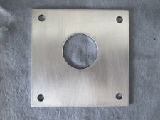 Aliminum Bird Nest Box Protection Plate with 25mm Hole