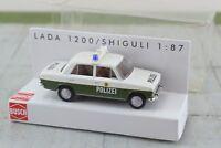 1//87 busch Lada 1500 rojo 50510