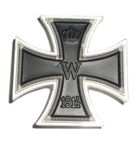 Ordre WK1 Croix de Fer 1.Klasse 1914 avec Aiguille - EK1 - Haut Collector Faire