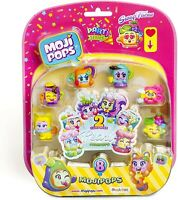 Moji Pops Blister 8 Figure Special Pearl Party Series Original Magic Box