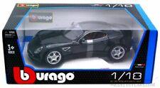 BURAGO 1:18 AUTO DIE CAST ALFA ROMEO 8C COMPETIZIONE NERO   ART 18-12077