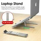 Laptop Holder MacBook Air Pro PC Alloy Aluminium Foldable Bracket Stand