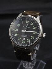 Alpha Sundial automatic men's watch