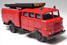 H0 IFA W 50 L LF 16 Gerätekoffer Gerätewagen GW Schlauch Leiter Feuerwehr DDR