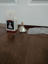 1994 Collector's 2nd in a Series Holiday Barbie Hallmark Keepsake Ornament