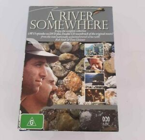 River Somewhere : Series 1-2 (DVD & CD Set, 2005) R4