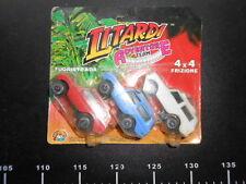 Litardi 4x4 Fuoristrada Frizione Old Vintage Car Man Driver Auto  Rare