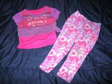 Garanimals 2Pc Outfit Set, Tie Dye Jegging & 2fer Knit Top Size 24M 24 Mos