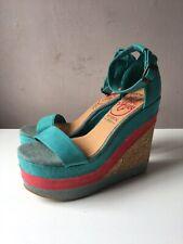 COOLWAY ladies platform sandals size 6/39