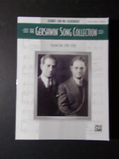 * The Gershwin Song Collection -Songbook-Volume-1918-193 0-Alfred Company