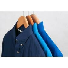 New Burke & Wills Mens Melbourne 100% Cotton Light WeighCasual Work Shirt UPF50+