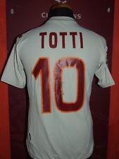 SIGNED TOTTI ROMA 2007/2008 MAGLIA SHIRT CALCIO SOCCER FOOTBALL JERSEY MAILLOT