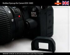 Rubber Eyepiece Viewfinder Eye Cup Replacement for Canon EOS 100D Camera
