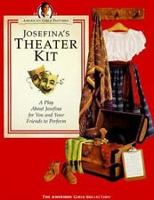 NEW Josefina's Theater Kit American Girls Pastimes