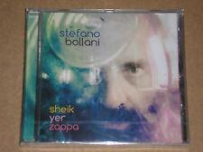 STEFANO BOLLANI - SHEIK YER ZAPPA - CD SIGILLATO (SEALED)