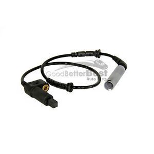 One New MTC ABS Wheel Speed Sensor Front 1759 for BMW