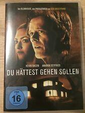 DVD Du hättest gehen sollen (2020), FSK 16