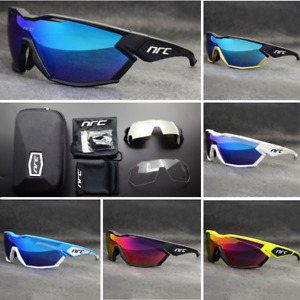 Outdoor Sport Sunglasses Bike Cycling Glasses Goggles Bicycle Mountain UV400
