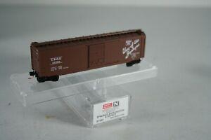 N 31320 Micro Trains MTL 50' Chicago Burlington & Quincy Box Car # CB&Q 21383