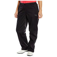 Puma Ladies Waterproof Storm Trousers Windproof Lightweight Running Walking Golf