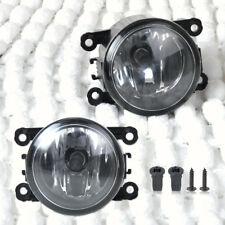 2pcs Fog Light Lamp +H11 Bulbs For Honda Acura Ford Lincoln Subaru Nissan