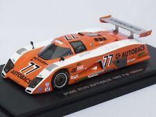 Ebbro 44477 1:43 Dome Rc83 #77 Autobacs 1000Km Fuji 1983 Orange/White