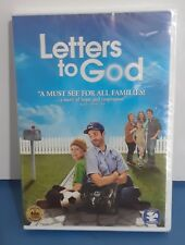 Letters to God Movie DVD Sealed NEW