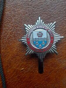 Hampshire & Isle Of Wight Fire & Rescue Service 2021 Cap Badge